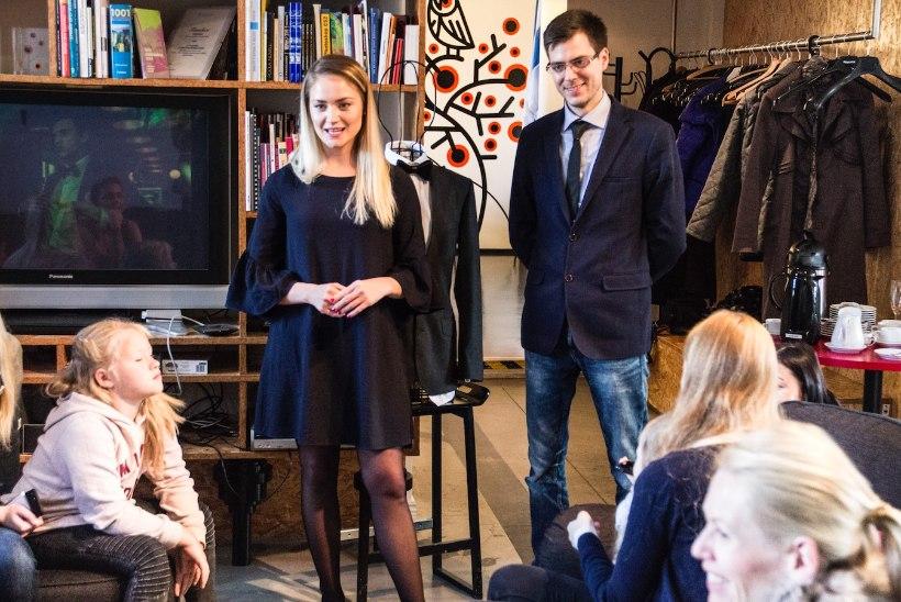 GALERII | Moeajakirjanikele tutvustati Eesti meeste uut lipsutrendi