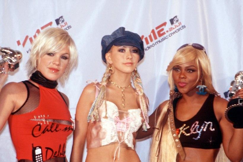 Pink: Christina Aguilera üritas mulle rusikaga virutada!