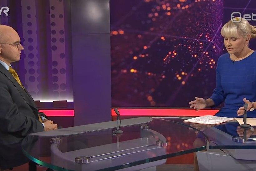 VIDEO | Uudisteankur Kannel ERRi juhilt Erik Rooselt: te olete suur juht ja te ei ole aru saanud, et nädalaid on asi halb