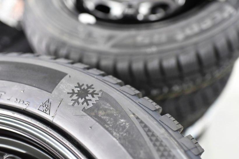 TALV TULEKUL: kas auto rehvid ikka peavad?