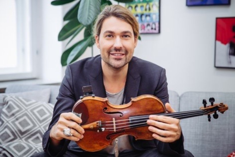 VIDEO | Maailmakuulus viiulivirtuoos David Garrett: ma olen liiga vana, et midagi muud õppida