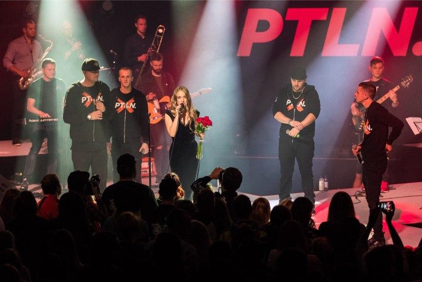 GALERII | Põhja-Tallinn esitles albumit ja tähistas Maia Vahtramäe sünnipäeva