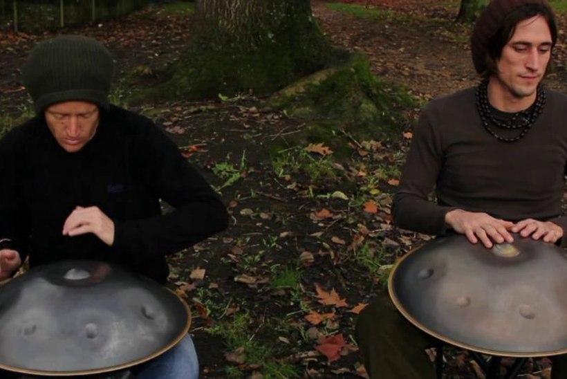 VIDEO | Duo Hang Massive toob Eestisse maagiliste käsitrummide imelised helid