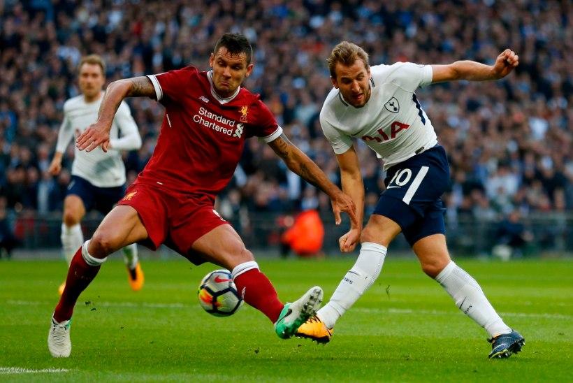 GALERII | Tottenham rebis Liverpooli kaitseliini ribadeks