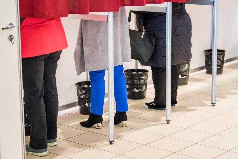 MÄLUMÄNG | Tagasivaade kohalikele valimistele