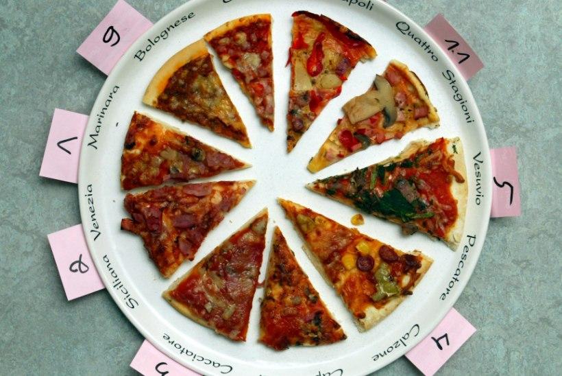 MÄLUMÄNG | Kas sulle maitsevad Itaalia toidud?