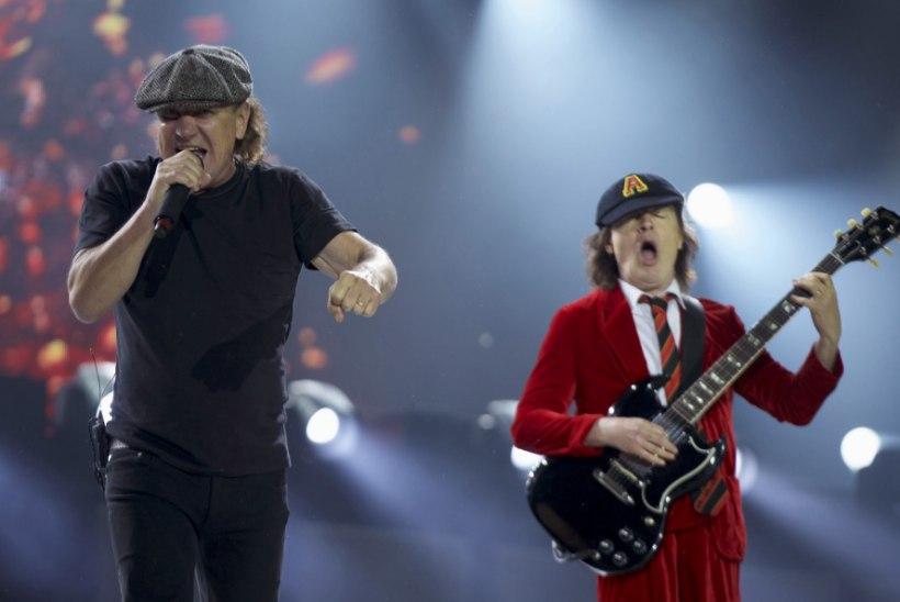 AC/DC rokkarid leinavad oma produtsendist venda