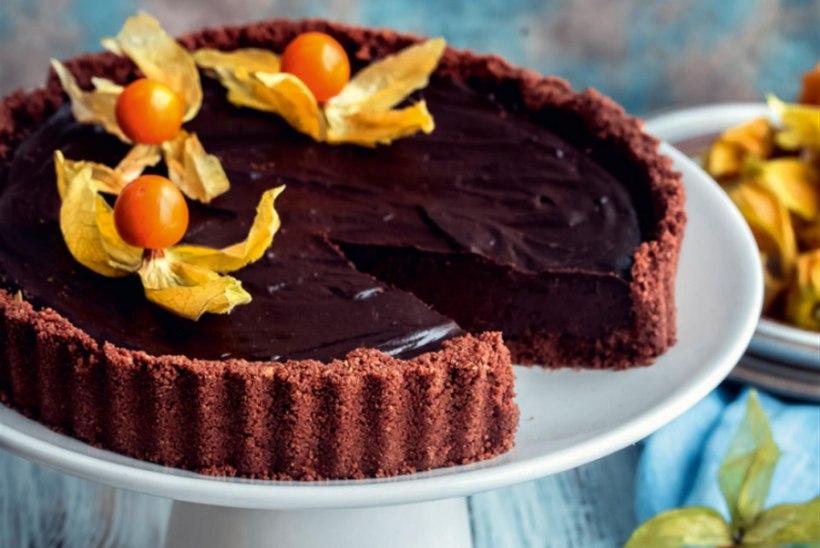 Avokaado-šokolaadikook