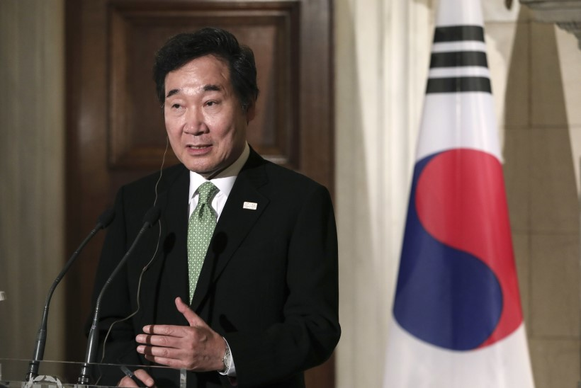 Lõuna-Korea peaminister usub, et olümpiamängud õnnestuvad hoolimata pingetest Põhja-Koreaga
