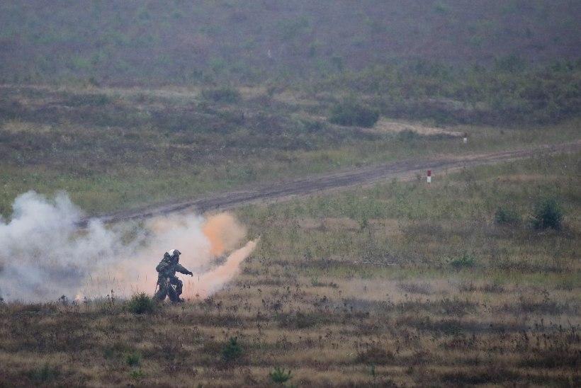 USA EKSPERT: Vene väed liiguvad kiiresti, Euroopa ja NATO peavad järele jõudma