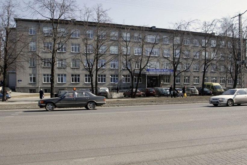 Lääne-Tallinna Keskhaigla müüb Pelgulinna haigla hoonet