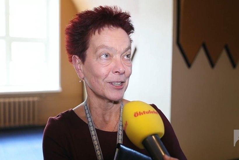 ÕL VIDEO | Krista Aru: üks naine võiks ka olla riigikogu juhatuses!