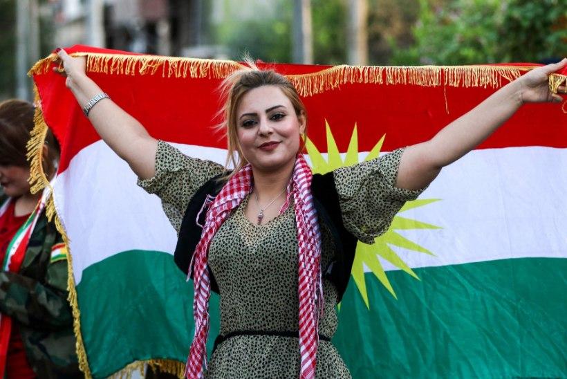Riigikogu toetab avalduses Iraagi kurde, kuid mitte nende omariiklust