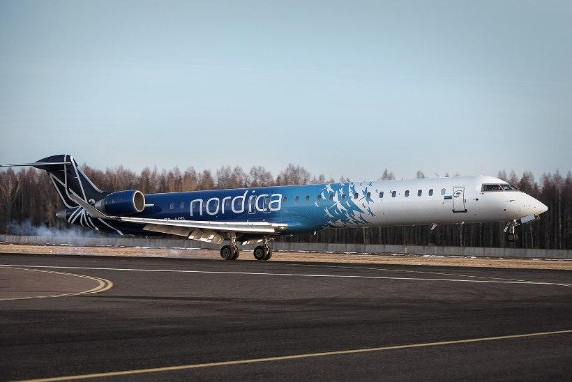 Nordica: teisedki firmad jätavad lende ära, aga meie paistame silma!