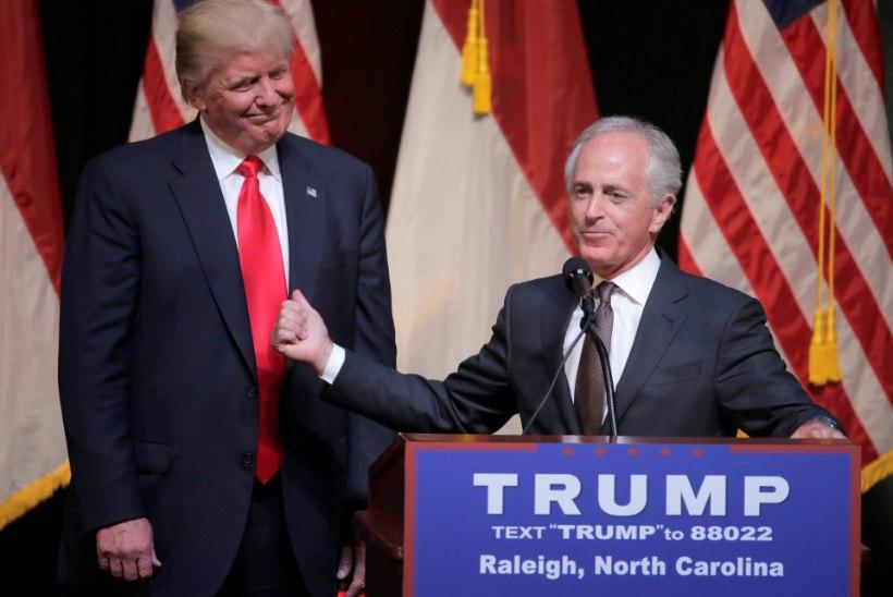 Trump kisub enne tähtsat kohtumist tüli üles