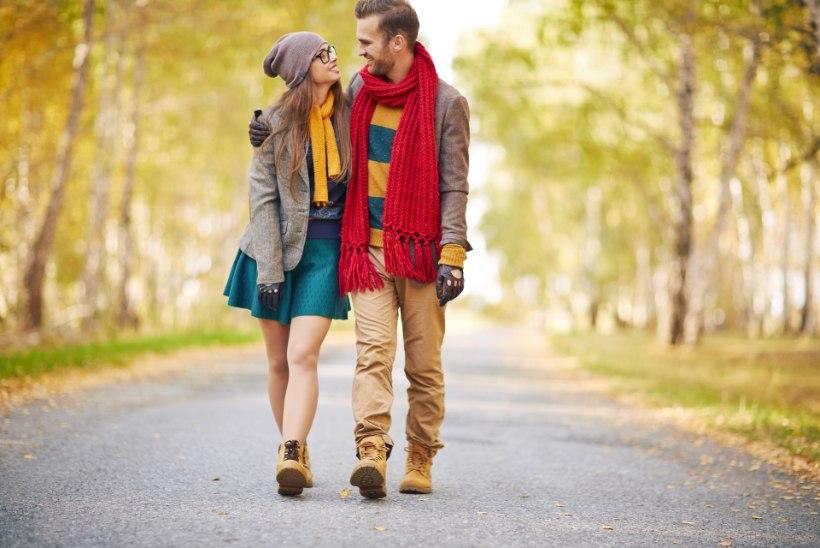Isegi väike jalutuskäik aitab tervist hoida