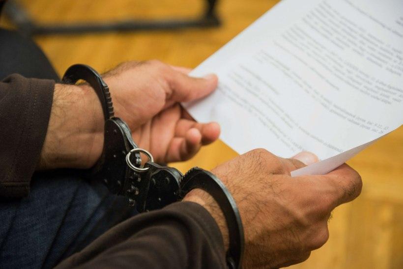 Riigikogus arutati kriminaalsete pagulaste väljasaatmist