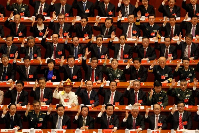 Xi Jinpingist sai Hiina mõjuvõimsaim mees pärast Mao Zedongi