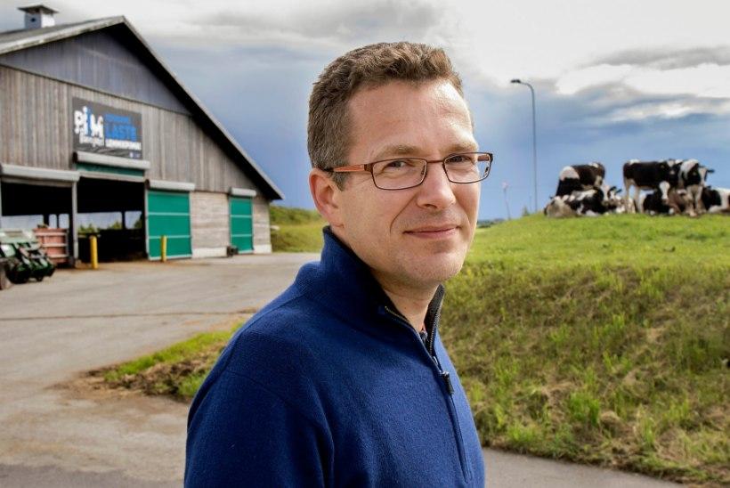 Aasta põllumehe tiitli pälvis Raplamaa piimatootja Margus Muld
