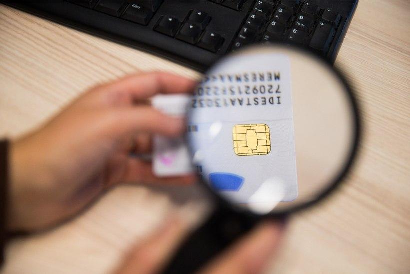 ID-kaardi turvaaugu parandus jõuab inimesteni väga aeglaselt