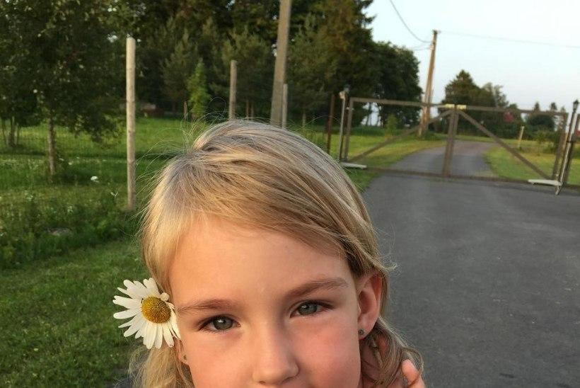 ULATA ABIKÄSI! 7-aastane Annabel võitleb raske haigusega, tema viimaseks õlekõrreks on ülikallis ravim