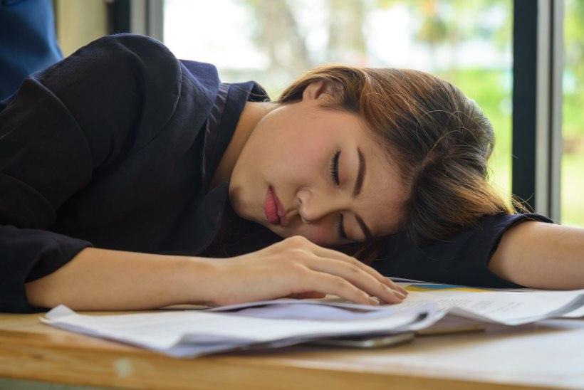 UURING: üle poolte eestlastest kogeb vähemalt korra kuus stressi