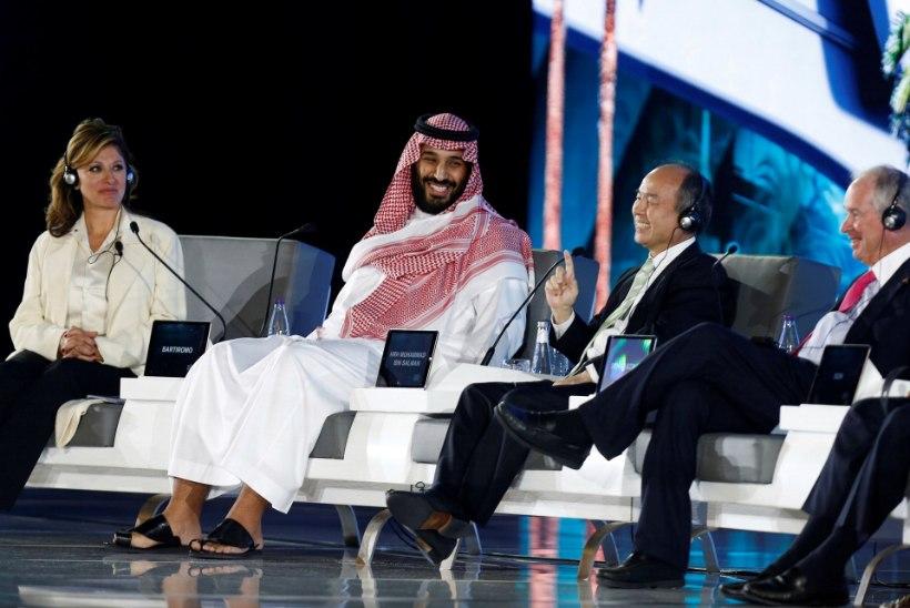 Saudi Araabia hakkab sadade miljardite eest vabameelseid linnu ehitama