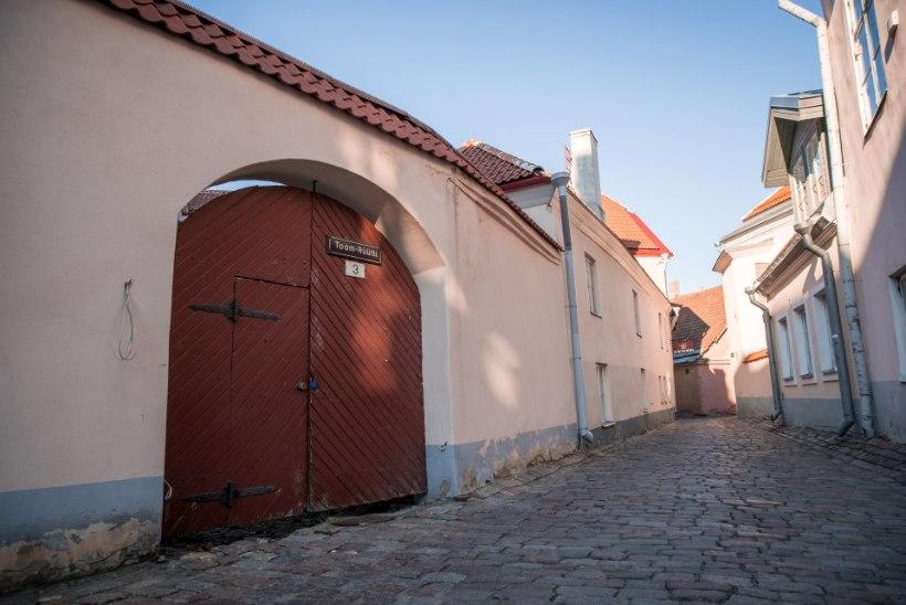 Keskerakond müüs vanalinnas asuva erakonna kontori 1,8 miljoni euro eest