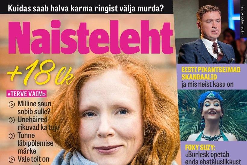 """Liisa Pakosta: """"Ära tee naisele seda, mida sa mehena ei tahaks kogeda meestevanglas."""""""