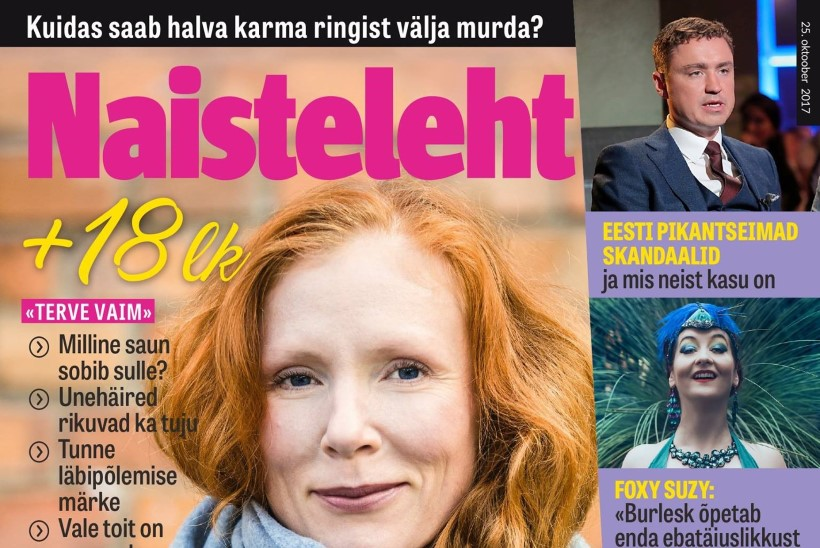 """Evelin Ilves: """"Mul on oma arvamus kahe kõige enam kõneainet pakkunud teema kohta. Need on tasuta ühistransport ja Tallinna TV."""""""