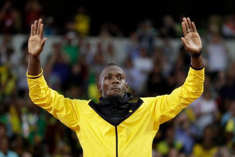 ENESEKINDEL! Usain Bolt usub, et mängiks end kerge vaevaga Jamaica koondisesse