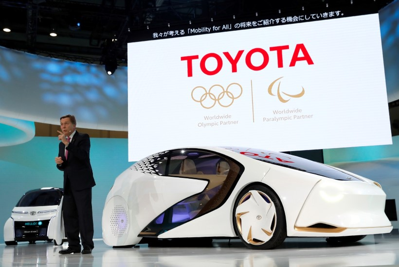 Toyota pühendub uue akutehnoloogia kiuste vesinikautodele