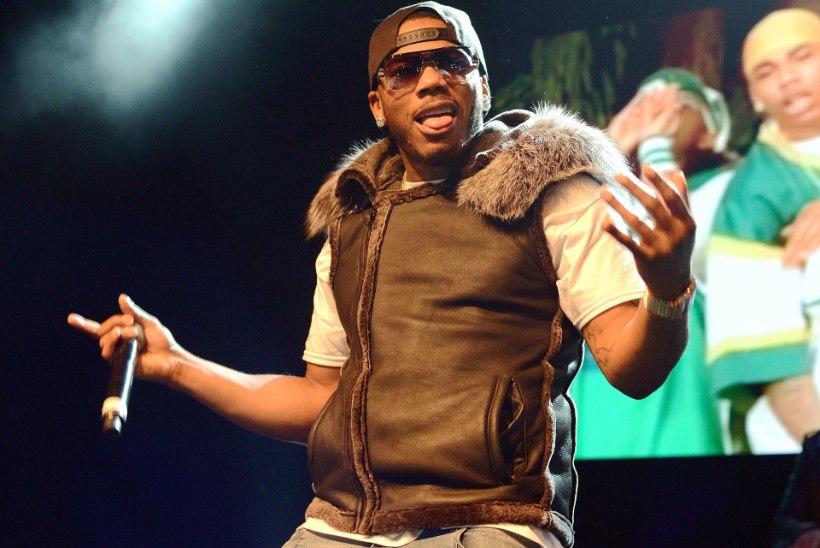 KALLIS MAITSE: Eestis esinev Nelly nõuab lava taha peeneid jooke