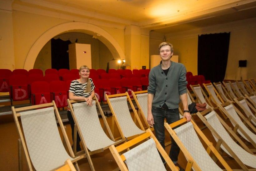 """Kui """"Blade Runneris"""" oleks kino, võiks see olla just ülikooli kirikus"""