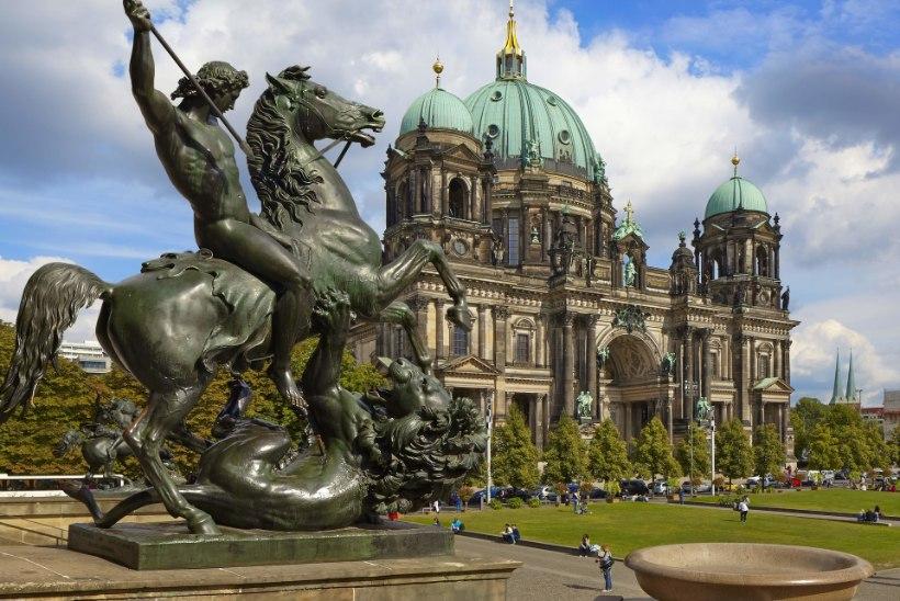 Pikk nädalavahetus nooruslikus Berliinis