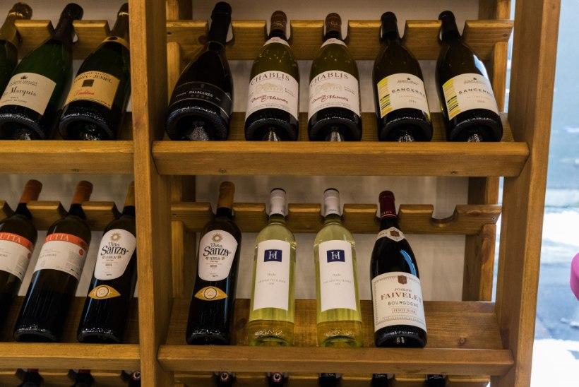 Kohvikupidaja superministeeriumis veini müümisest: meil on õigus majandustegevusele!