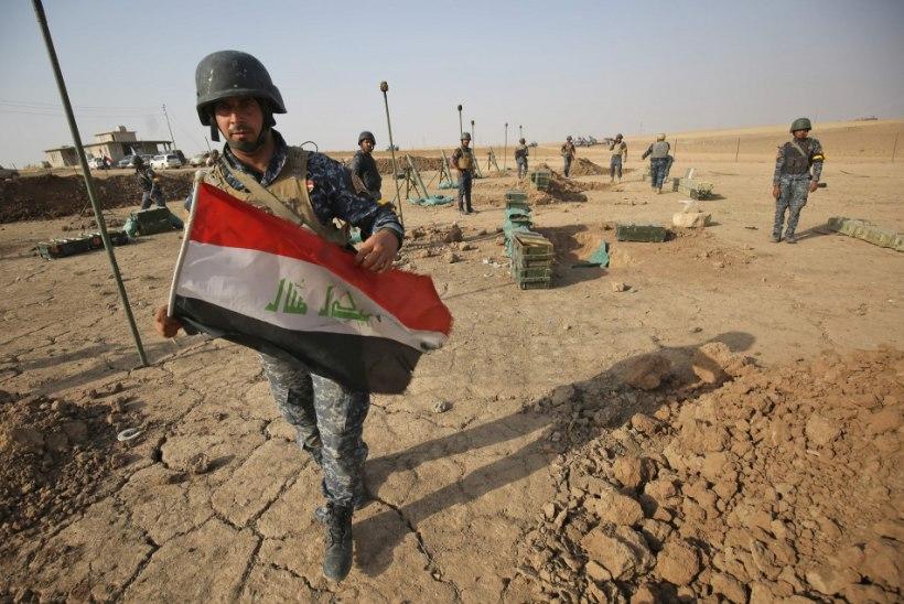 Iraak ei ole nõus Kurdistani ettepanekuga iseseisvumisplaan külmutada