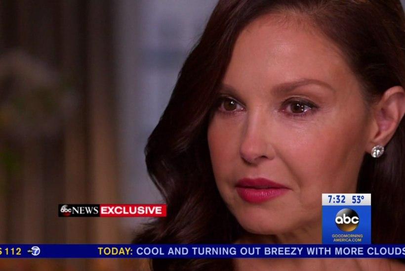 Ashley Judd nõustus Weinsteiniga ainult ühel tingimusel seksima