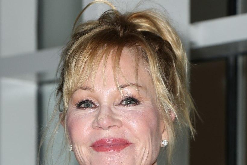 IMELUGU: 60aastase Melanie Griffithi nägu tõmbus nädalaga trimmi