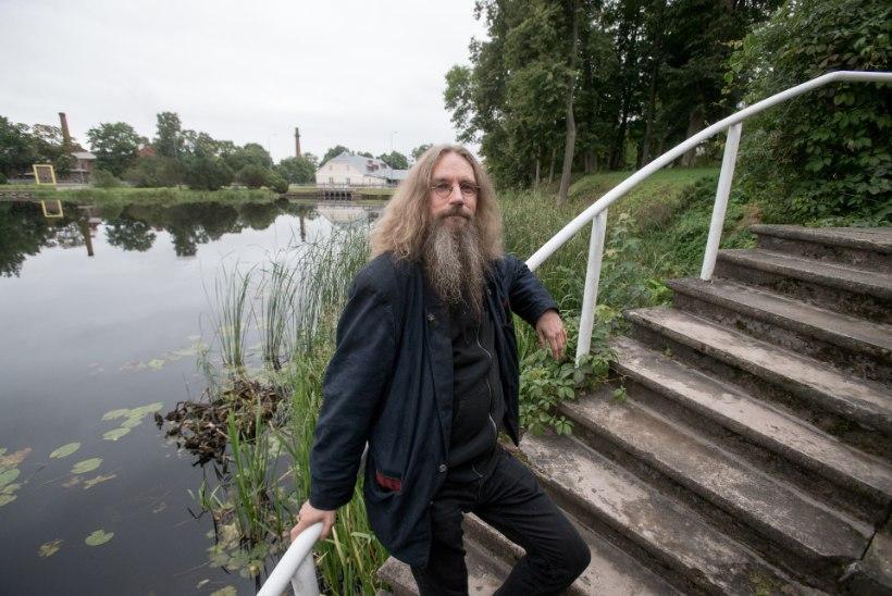 """Aapo Ilves: """"Kui ma saaks kaasa võtta Võhandu jõe, võiksin elada ükskõik kus."""""""