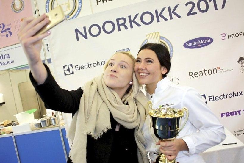 PILDID | Palju õnne! Noorkokk 2017 on Andra Holland Pärnumaa kutseharidusekeskusest