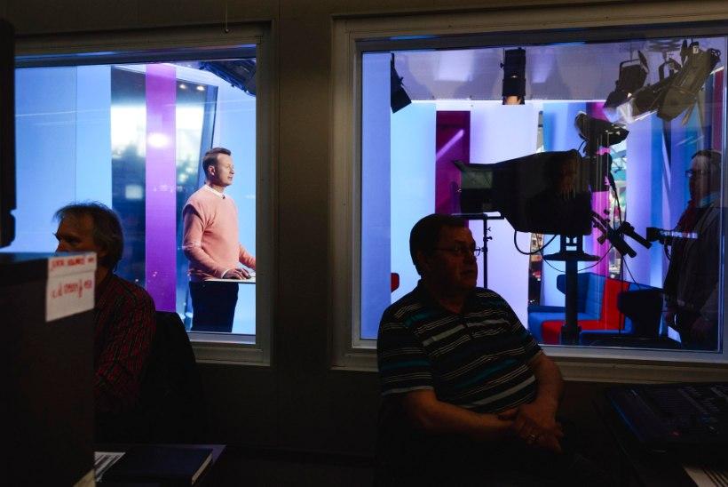 """Marko Reikop kutsub: tulge kõik täna """"Ringvaatesse"""" ja vaatame, kui palju inimesi meie stuudiosse mahub!"""