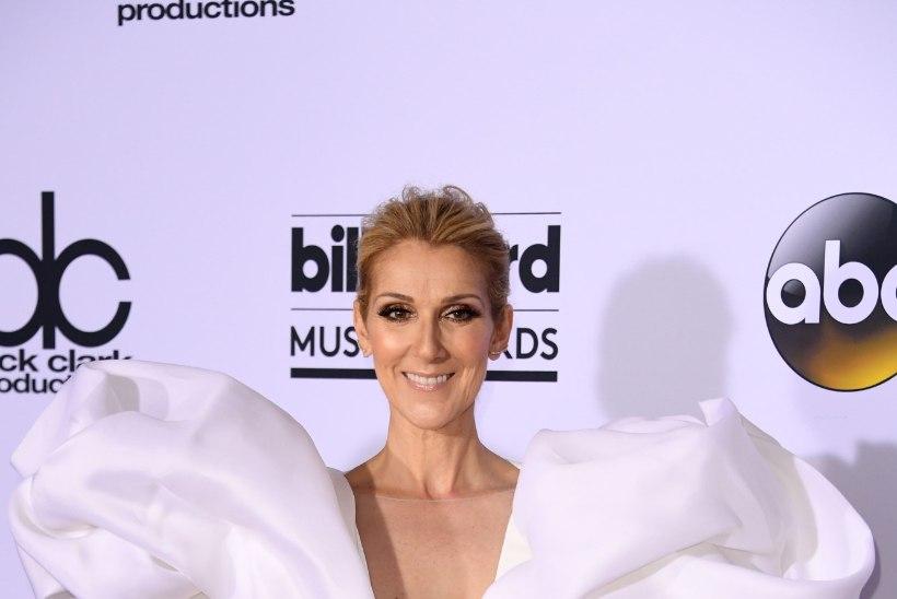 Céline Dion korraldas oma 7aastastele kaksikutele Jacko stiilis sünnipäeva