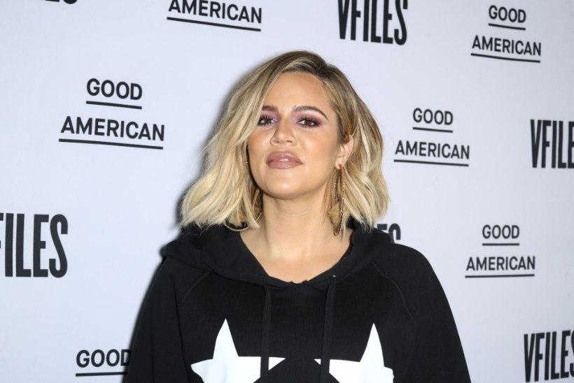 Ajakiri: Khloé Kardashian ootab poega!