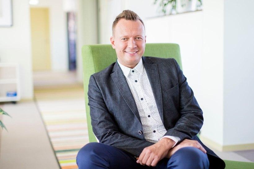 """ÕL VIDEO   Marko Reikop """"Ringvaate"""" Solarise stuudiost: siin dušikabiinis ei mahu operaatorid kaamerate taha"""