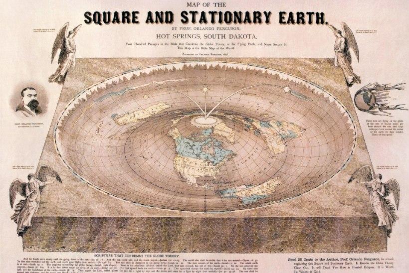 Tarmo Soomere miniloeng: kuidas end veenda, et maakera on ümmargune?