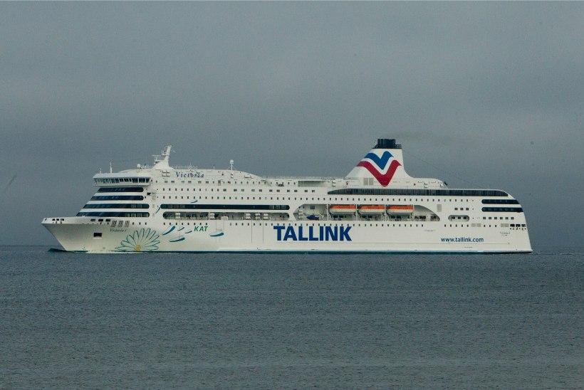 TV3 VIDEO | Tallinn-Stockholmi laevalt kukkus inimene merre. Otsingud tulemust ei andnud