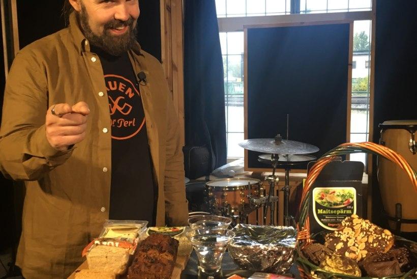 FOTOD JA VIDEO | Metsatöllu Markus mekkis peedikotletti ja nentis, et see ei käi talle närvidele nagu muud veganitoidud