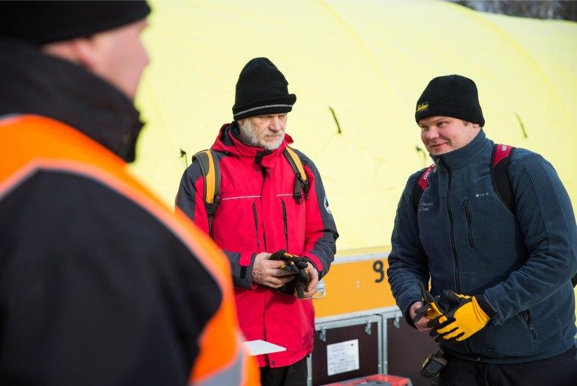 TV3 VIDEO | Vabatahtlikud päästjad: inimese paati tõmbamine on õigete võtete korral väga kerge