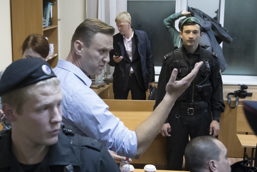 FOTOD | Aleksei Navalnõi mõisteti 20 päevaks vangi